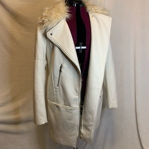 H&M  trench coat size 10